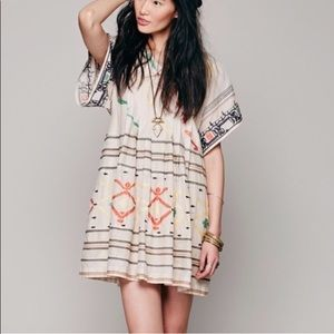Free People New Romantics Rio Dress Small